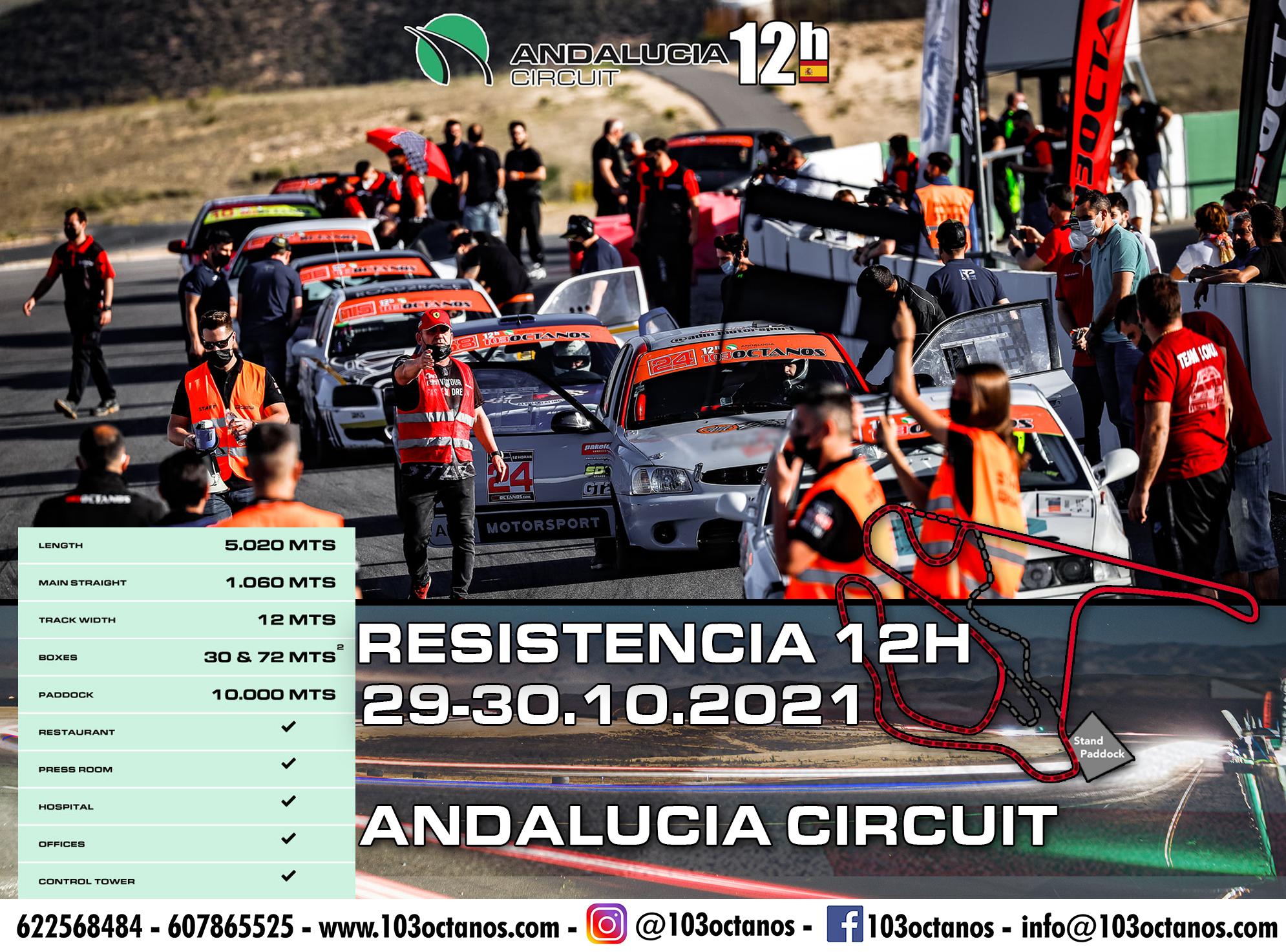 ANDALUCIA CIRCUIT